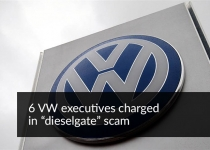 VW pleads guilty to US criminal charges, pays $4.3 bn in 'dieselgate'