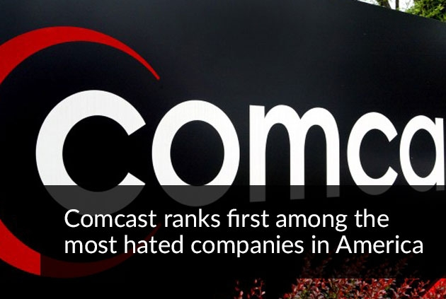 America's Most Hated Companies