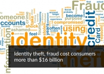 Identity theft, fraud cost consumers more than $16 billion