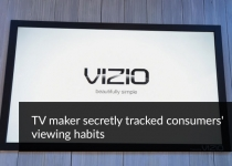 TV maker secretly tracked consumers' viewing habits