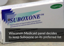 Wisconsin Medicaid panel decides to keep Suboxone on its preferred list