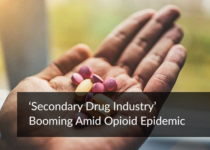 'Secondary Drug Industry' Booming Amid Opioid Epidemic